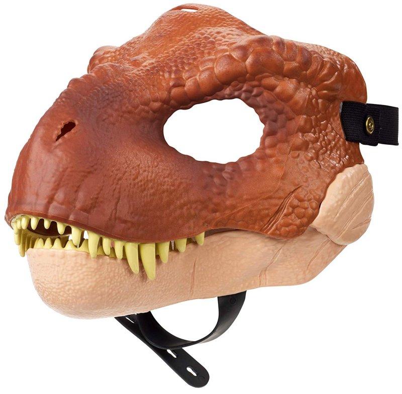 trouver le travail prix raisonnable répliques Jurassic World Villain Dino Mask Indoraptor