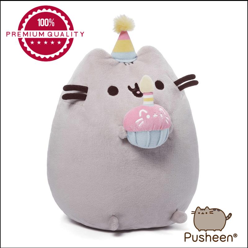 Buy Gund Pusheen Birthday 105 Inches Plush Eromman Sushi