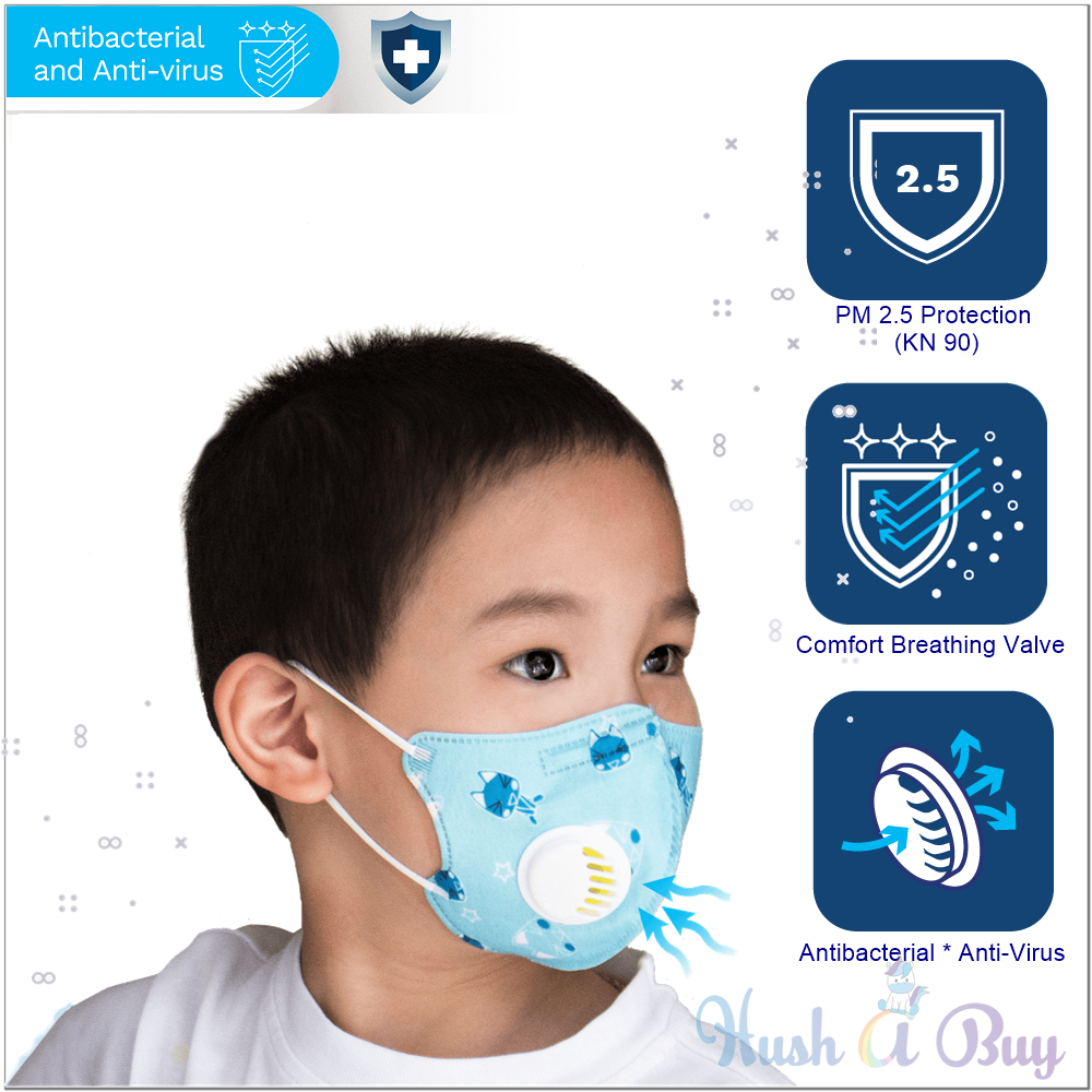 kid mask anti virus