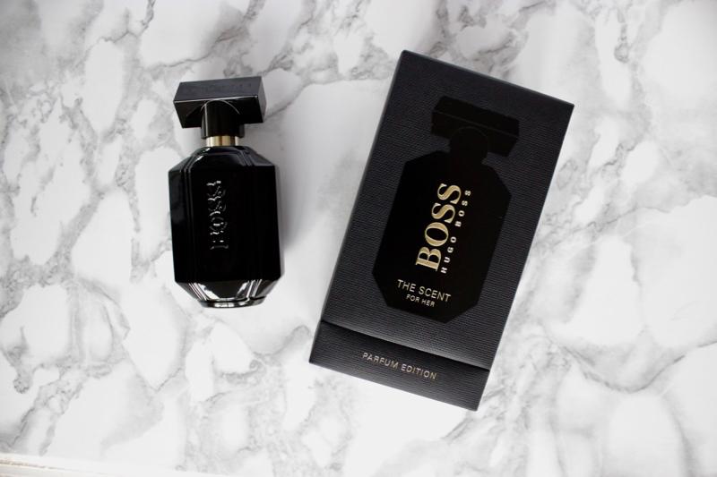 hugo boss the scent parfum edition
