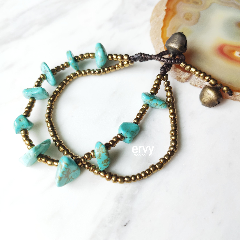 Er Handcrafted Bracelets Gemstone