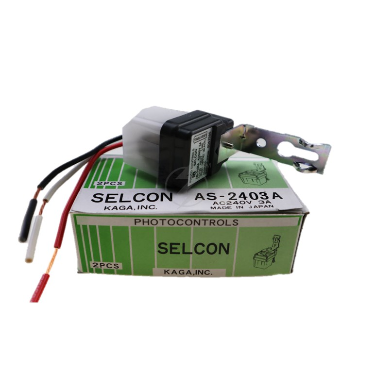 Buy Yhelectrical Selcon 3a 6a Photocell Switch Day And Night Lighting Auto Sensor Photocontrols Online Eromman