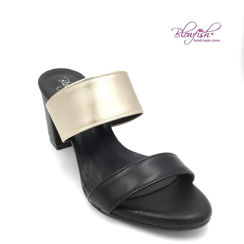 Blowfish-heels Mahla PU Slip On Sandals
